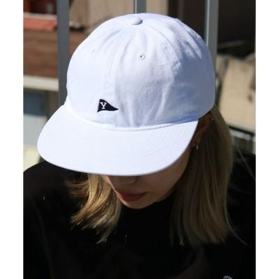 帽子 キャップ YALE FLAT VISE CAP キャップ