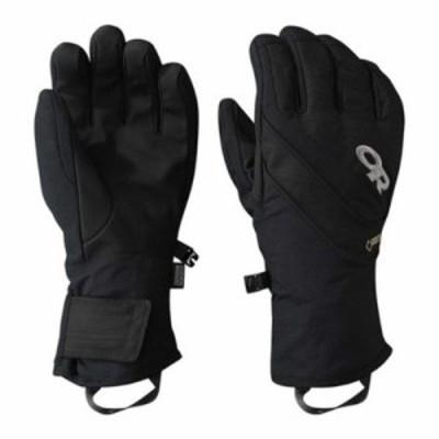 アウトドアリサーチ 手袋・グローブ Centurion Glove All Black