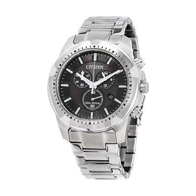 腕時計 シチズン 逆輸入 AT2260-53E Citizen Eco-Drive Movement Black Dial Men's Watch AT2260-53E