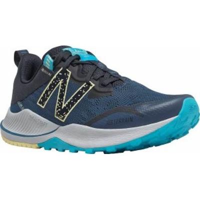 ニューバランス レディース スニーカー シューズ Women's New Balance DynaSoft Nitrelv4 Trail Running Sneaker Rogue Wave/Black/Lemon