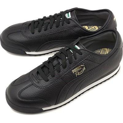 プーマ PUMA ローマ68 ビンテージ ROMA 68 VINTAGE メンズ・レディース スニーカー 靴 プーマ ブラック ブラック系 370051-04 HO19