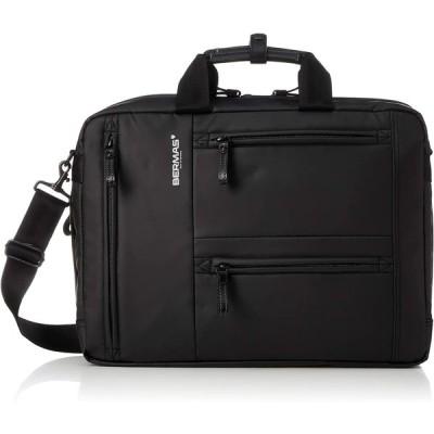 [バーマス] ビジネスバック3way アルスフェルト A4サイズ対応 1気室 60350 ブラック