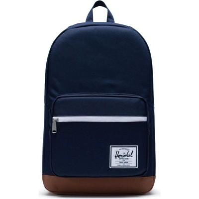 ハーシェル サプライ HERSCHEL SUPPLY CO. メンズ バックパック・リュック バッグ Pop Quiz Backpack Peacoat/Saddle Brown