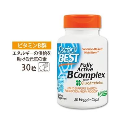 ベスト フーリーアクティブ 活性型ビタミンBコンプレックス 30粒