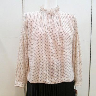 コムアンファム Comme une Femme レディース (セレモニー)(スーツ)水玉ブラウス 通常販売価格:14300円