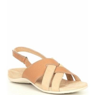 バイオニック レディース サンダル シューズ Eira Banded Backstrap Sandals Cream