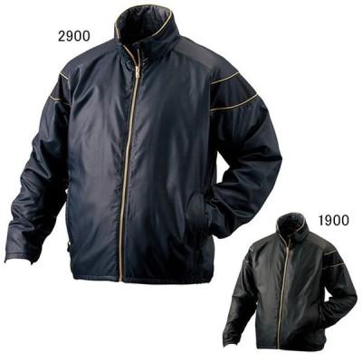 ゼット 野球 グランドコート Vジャン プロステイタス ハイブリッドアウタージャケット ZETT BOG900
