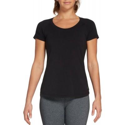 キャリー アンダーウッド CALIA by Carrie Underwood レディース Tシャツ トップス Everyday T-Shirt Pure Black