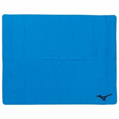 【セール】 ミズノ スイミング タオル スイムタオル 大 N2JY801027 メンズ ブルー