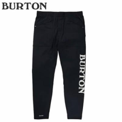 バートン ベースレイヤー 20-21 BURTON MIDWEIGHT BASE LAYER STASH PANT True Black スノーボード 日本正規品
