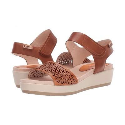 Pikolinos レディース 女性用 シューズ 靴 ヒール Mykonos W1G-1733 - Lava