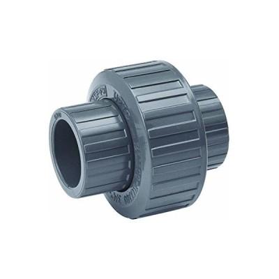 Mueller Industries 164-107 PVC SCH 80 THREADED UNION 1-1/2 IN