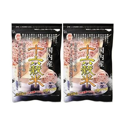 味源 国産十六穀米 240g×2個