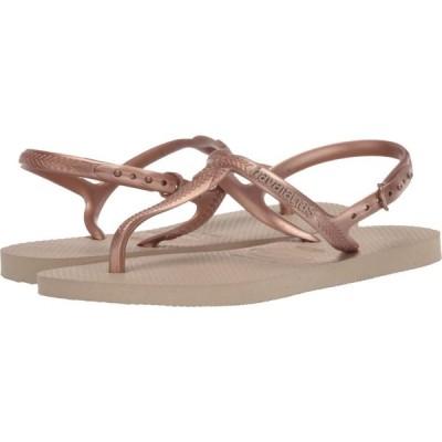 ハワイアナス Havaianas レディース サンダル・ミュール シューズ・靴 Twist Sandal Sand Grey
