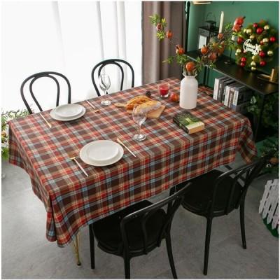 クリスマス テーブルクロス 食卓カバー テーブルクロース 雑貨 北欧風 おしゃれ マルチカバー 可愛い テーブルカバー テーブルマット 長方形 家庭用 シンプル