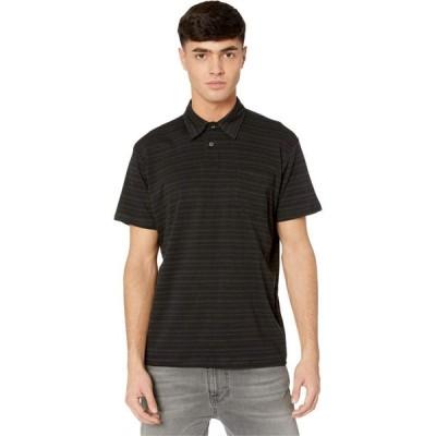 ビラボン Billabong メンズ ポロシャツ トップス Standard Issue Polo Black