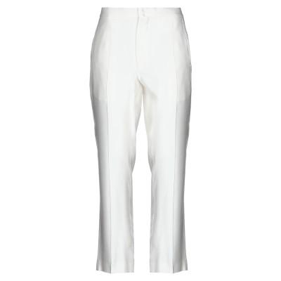 イザベル マラン ISABEL MARANT パンツ ホワイト 40 レーヨン 70% / ラミー 30% パンツ