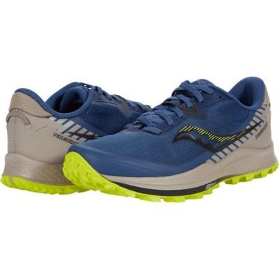 サッカニー Saucony メンズ ランニング・ウォーキング シューズ・靴 Peregrine 11 Storm/Gravel