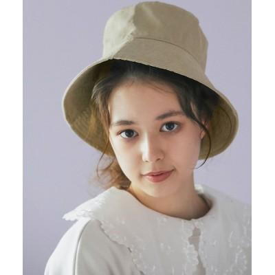 OLIVE des OLIVE / ツイールバケットハット WOMEN 帽子 > ハット