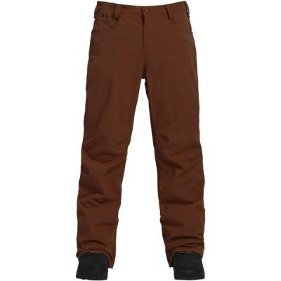 バートン Burton メンズ ボトムス・パンツ スキー・スノーボード Wolfeboro Snowboard Pants 2019 Chestnut