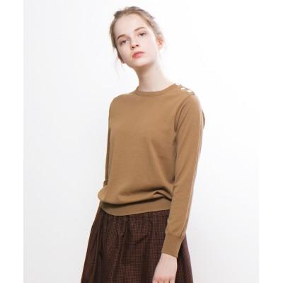 collex / UV加工プルオーバー WOMEN トップス > ニット/セーター