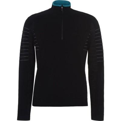ヒューゴ ボス Boss メンズ ニット・セーター トップス Zoayo Pro Pullover Black