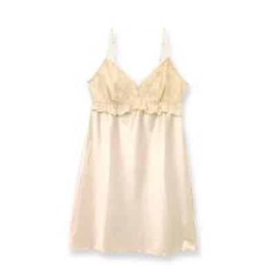 fran de lingerieフランデランジェリー(fran de lingerie)Elegance Satin エレガンスサテン コーディネートスリップ