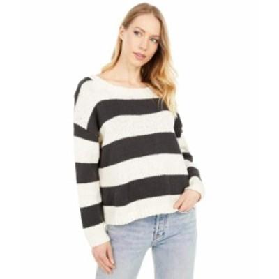 ビラボン レディース ニット・セーター アウター Lost Paradise Sweater Off-Black