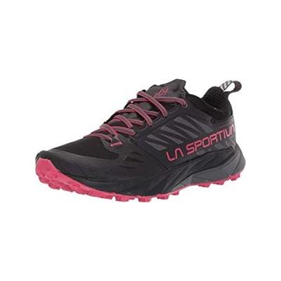 La Sportiva Women's Kaptiva Gore-Tex Trail Running Shoe - Color: Black/Orch