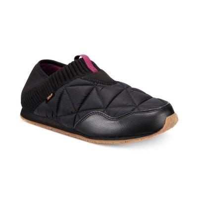 テバ サンダル シューズ レディース Women's Ember Moc Slippers Black