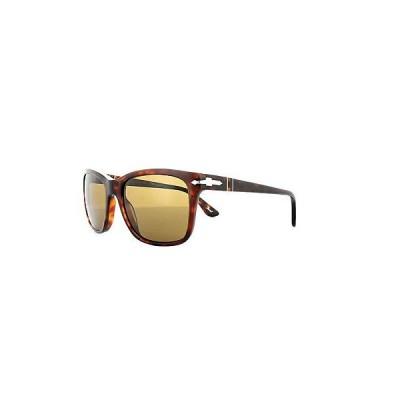サングラス ペルソール Persol Sunglasses 3135 24/57 Havana Brown Polarized