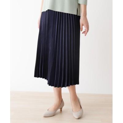 SHOO・LA・RUE/DRESKIP(シューラルー/ドレスキップ) キラキラプリーツスカート