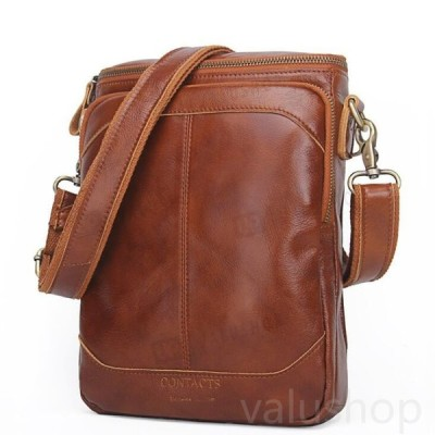 本革ショルダーバッグ ビジネスバッグ メッセンジャーバッグ メンズバッグ 牛革 カジュアル バッグ 斜めがけ バッグ 鞄 メンズ鞄 斜めがけ おしゃれ