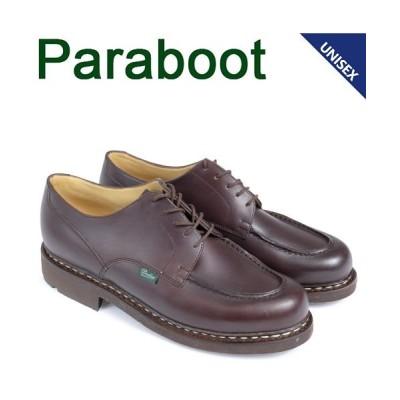 (PARABOOT/パラブーツ)パラブーツ PARABOOT シャンボード CHAMBORD シューズ チロリアンシューズ 710707 メンズ レディース ブラウン/ユニセックス その他