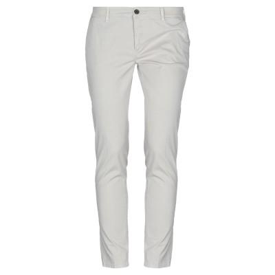 IANUX #THINKCOLORED パンツ ライトグレー 30 コットン 96% / ポリウレタン 4% パンツ
