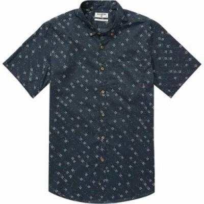 ビラボン 半袖シャツ Sunday Mini Short - Sleeve Shirts Deep Sea