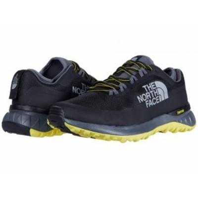 The North Face ノースフェイス メンズ 男性用 シューズ 靴 スニーカー 運動靴 Ultra Traction TNF Black/Zinc Grey【送料無料】