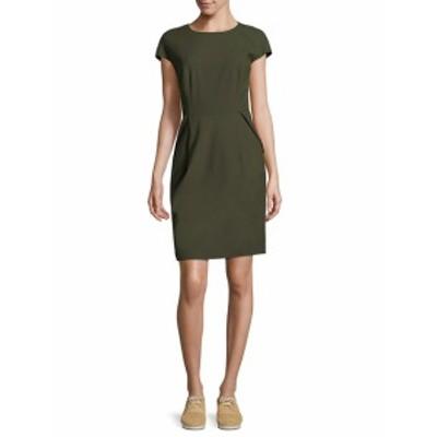 ラファイエット148ニューヨーク レディース ワンピース Cap-Sleeve Sheath Dress