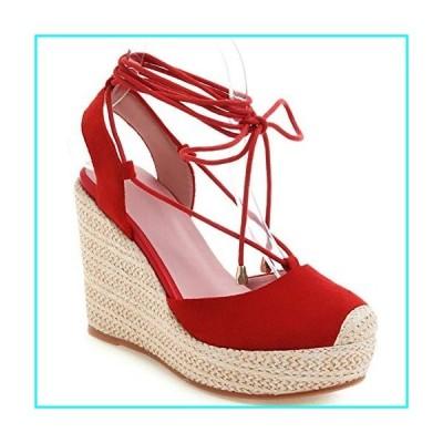 [SaraIris] レディース ファッション US サイズ: 9 M US カラー: レッド