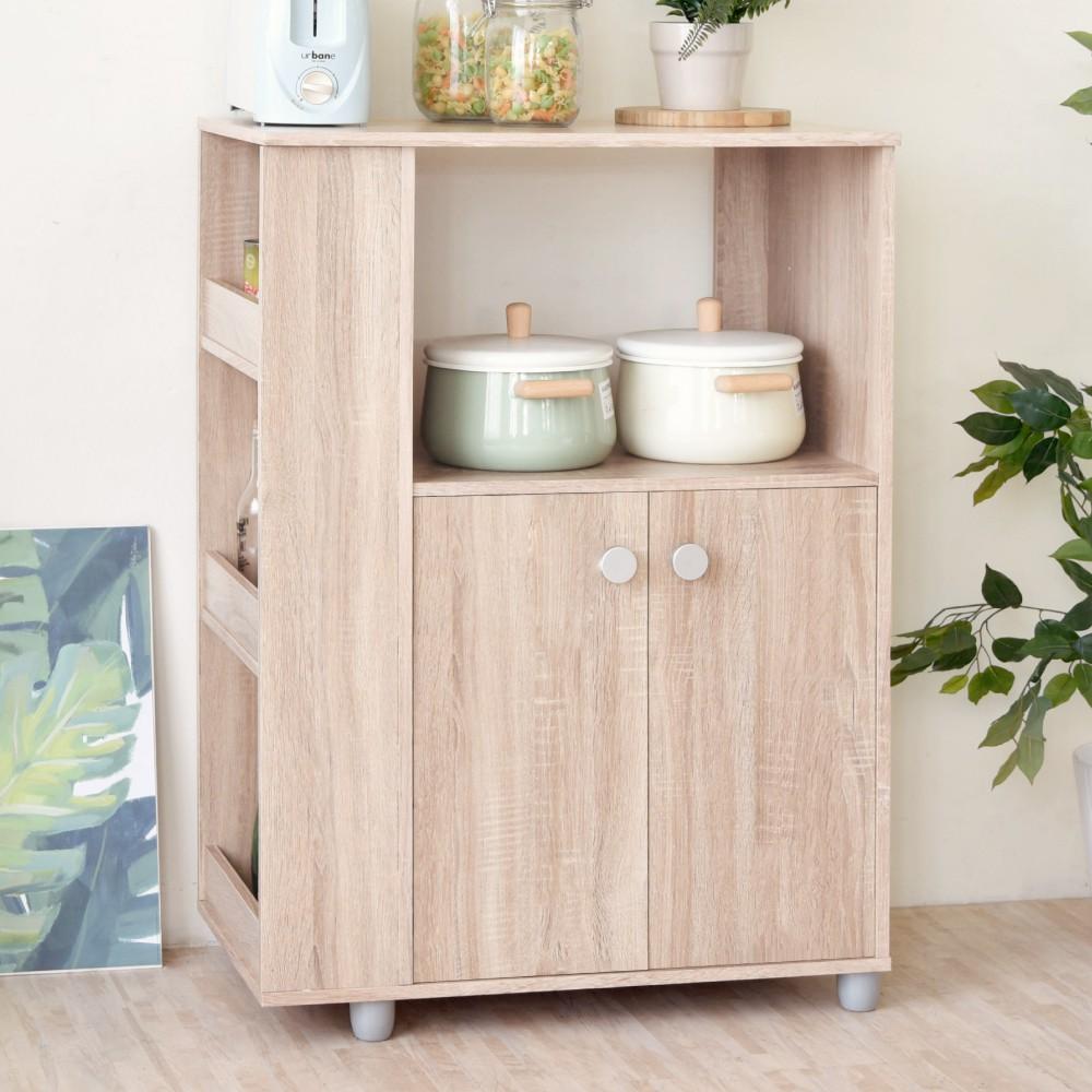 HOPMA 系統收納雙門櫥櫃/廚房櫃/美背D-C700