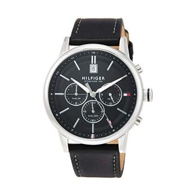 [トミーヒルフィガー] 腕時計 1791630 メンズ 並行輸入品 ブラック