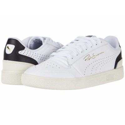 プーマ スニーカー シューズ メンズ Ralph Sampson Lo Perf Soft Puma White/Puma Black/Whisper White