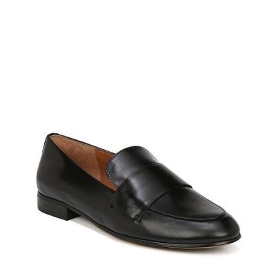 フランコサルト レディース サンダル シューズ Sarto by Franco Sarto Kip Leather Loafers Black