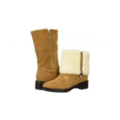 Bandolino バンドーリノ レディース 女性用 シューズ 靴 ブーツ スタイルブーツ アンクル ショートブーツ Cassy - Medium Brown Suede