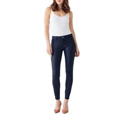 ディーエル1961 レディース デニムパンツ ボトムス Emma Low Rise Instasculpt Jeans SAPPHIRE