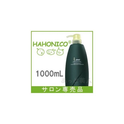 ハホニコ ラメイ ヘアクレンジング 1000mL