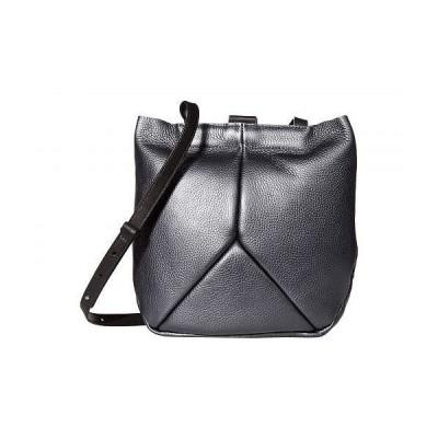 ECCO エコー レディース 女性用 バッグ 鞄 バックパック リュック Ella Crossbody - Magnet Metallic