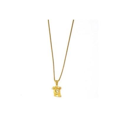 ゴールデンギルト デザインバイティーエスエス GOLDEN GILT DESIGN BY TSS EXTRA MINI JESUS GOLD/ゴールド ジーザス ネックレス