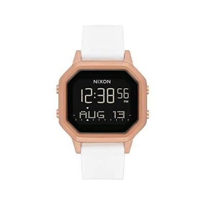 腕時計 ニクソン アメリカ A1211-1045-00 NIXON Siren SS A1211 - Rose Gold/White - 100m Water Resistan