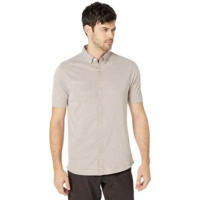 メンズ シャツ トップス Hybrid Oxford Button-Down Shirt